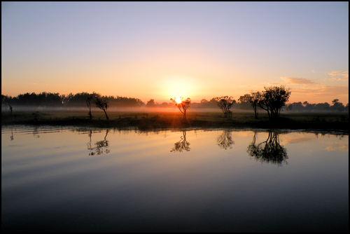 Австралийский закат